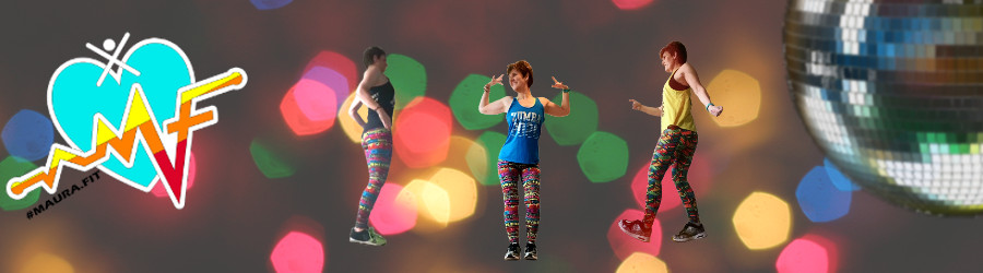 Zumba with Maura in Cheadle